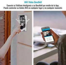 Video Portero Wifi con Audio 2x140 dolares.