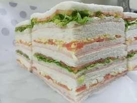 Sandwichero con experiencia