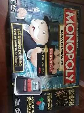 Vendo Monopoly electrónico