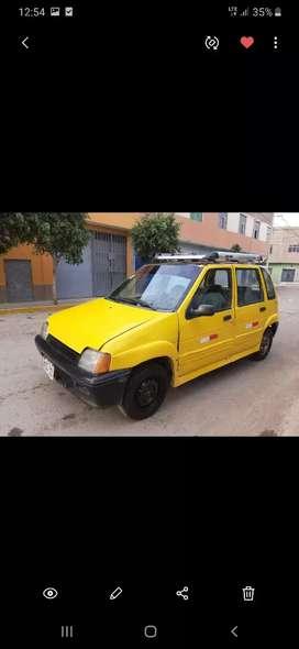 VENDO TICO AÑO 96 PRECIO S/4500