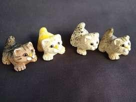 Animalitos de ceramica