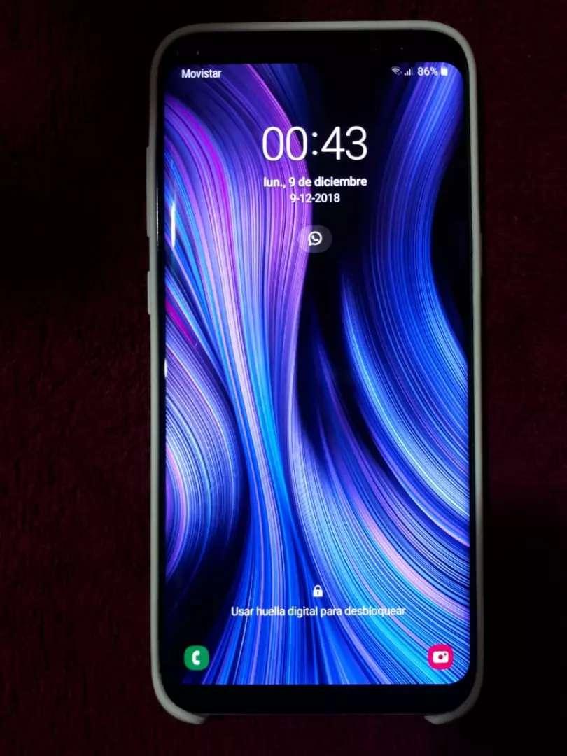 Vendo o permuto Samsung s8 plus. 0