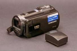 Videocamara Samsung HD