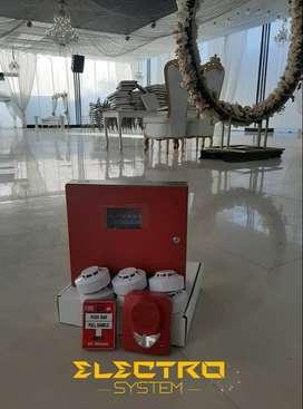 sistema contra incendio
