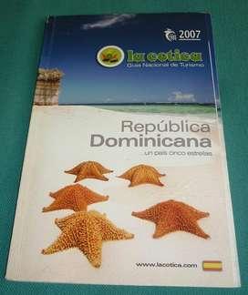 la Cotica . Guia turistica Republica Dominicana  oficial Turismo 2007