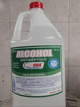 Alcohol antiséptico OSA 3.8