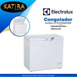 Electrolux Congelador 200 Litros