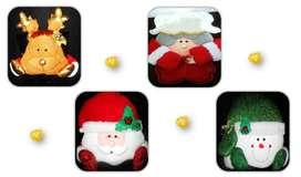 NAVIDAD Forros tradicionales navideños valor unidad