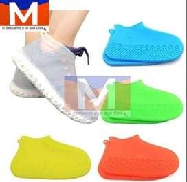 Zapatos De Silicona Unisex Anti agua