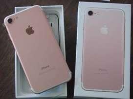 Iphone 7 de 32gb rose gold estado nuevi