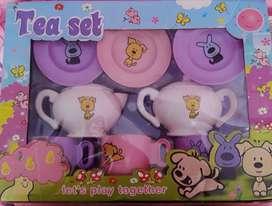 Set de cocinita/juguetes de niña