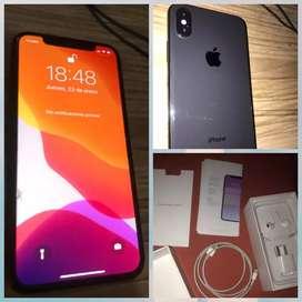 Iphone x de 256 gb como nuevo