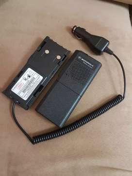 Supresor  de batería y carcasa para radiotelefono Motorola gp300