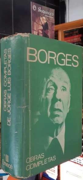 Obras completas de Jorge Luis Borges