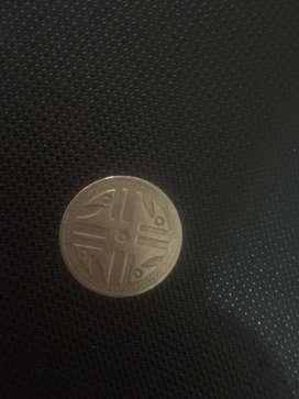 Vendo moneda de 200 edicion especial