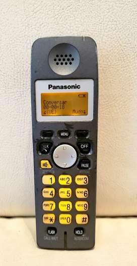 Telefobo Inalámbrico Panasonic Completo Importado Mod  kx tga351me