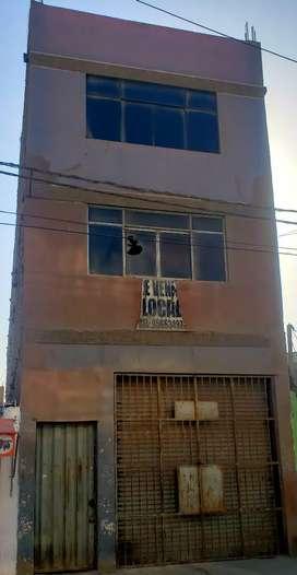 Local comercial!!! Y para vivienda en 2do piso y 3ro