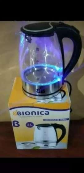 Jarra cafetera electrica