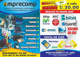 SOPORTE - IMPRECOMP