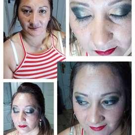 Maquilladora a domicilio