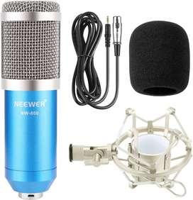 Microfono condensadores para computador,youtubers