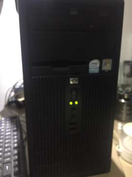 PC corei3 ram 4gb y disco 500