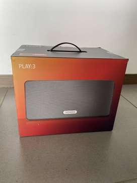 Parlante Sonos Play 3