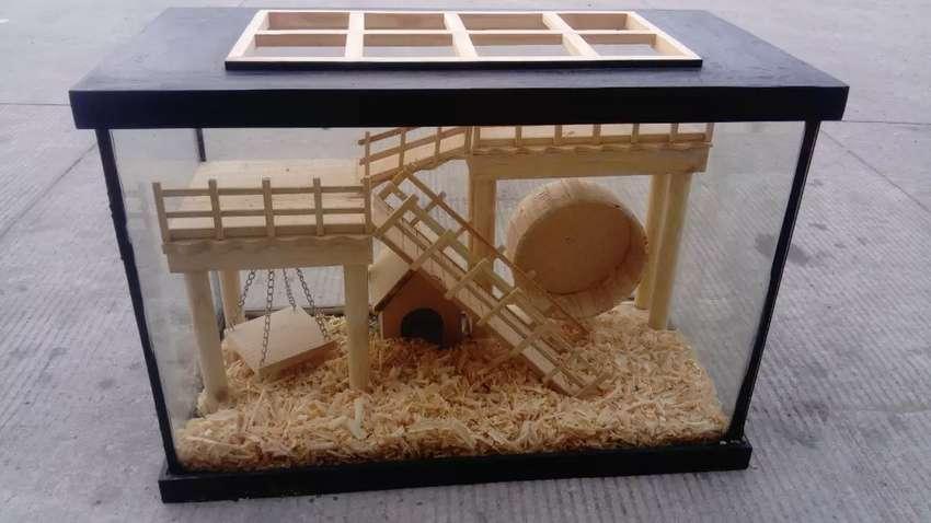 Casa para hamster 0