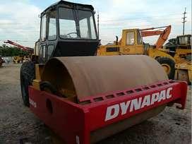 Rodillo compactador Vibrador DYNAPAC CA301D