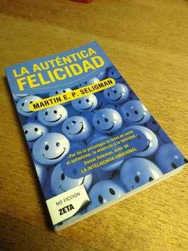 La Auténtica Felicidad (de Martín Seligman)