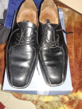 Zapato de Vestir semicuero