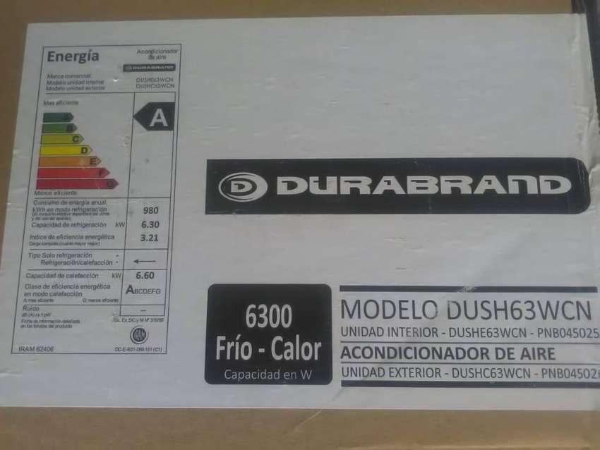 AIRE ACONDICIONADO FRIO CALOR 6300 W 0