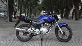 Honda New Titán 150 CC sólo con tu DNI