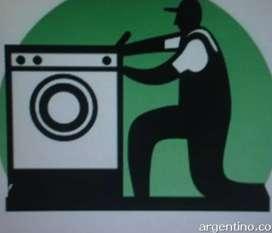Reparación de lavarropas de todas las marcas