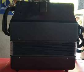 acordeon rey vallenato color negro