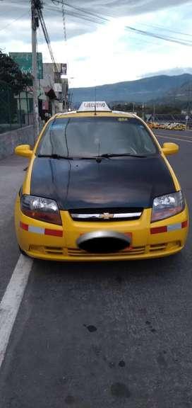 Se vende taxi con acciones y derechos