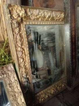 Espejo biselado de 1.70 x 1.25