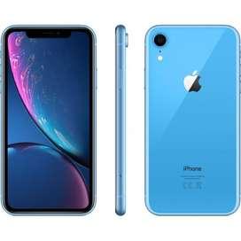 iPhone XR 64 g Azul nuevo sellado