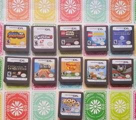 Juegos usados de nintendo DS excelente estado! Se venden por separado