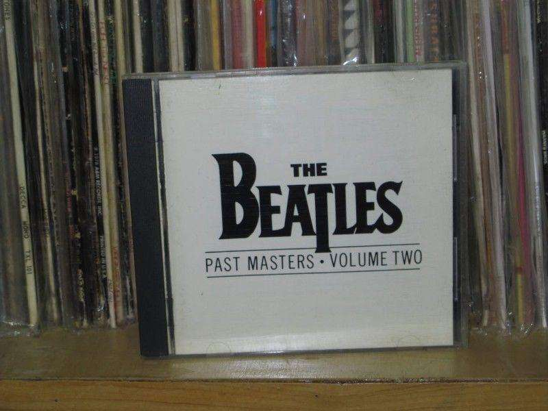 The Beatles  - Past Masters Volume Two  CD UK 0