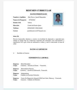CUIDADOS DE PACIENTES TURNO NOCTURNO