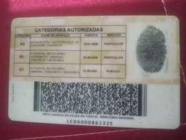 Busco trabajo como conductor taxi
