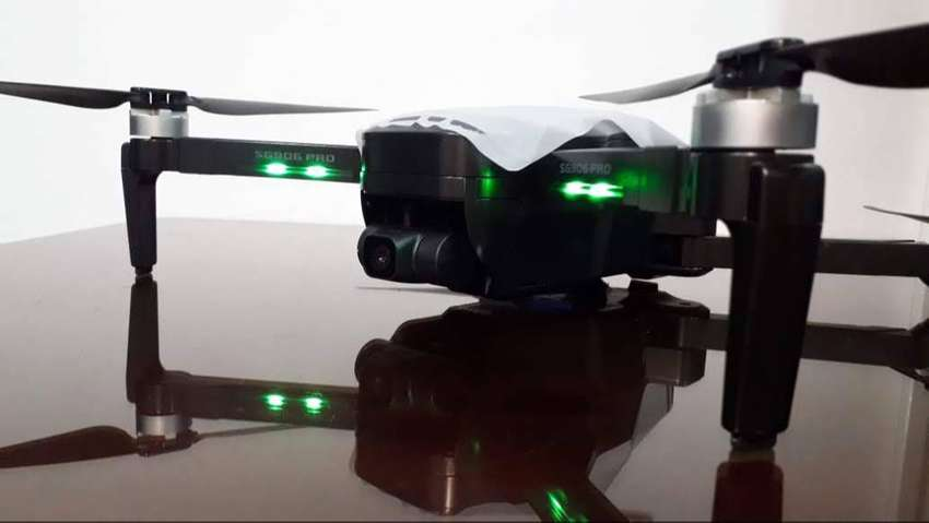 Drone GPS Sg906 Pro Camara 4k Gimbal 2 ejes  1.2km 0