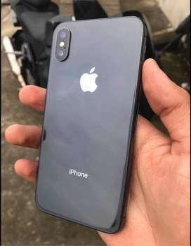 Iphone X como nuevo 3 meses de uso negociable