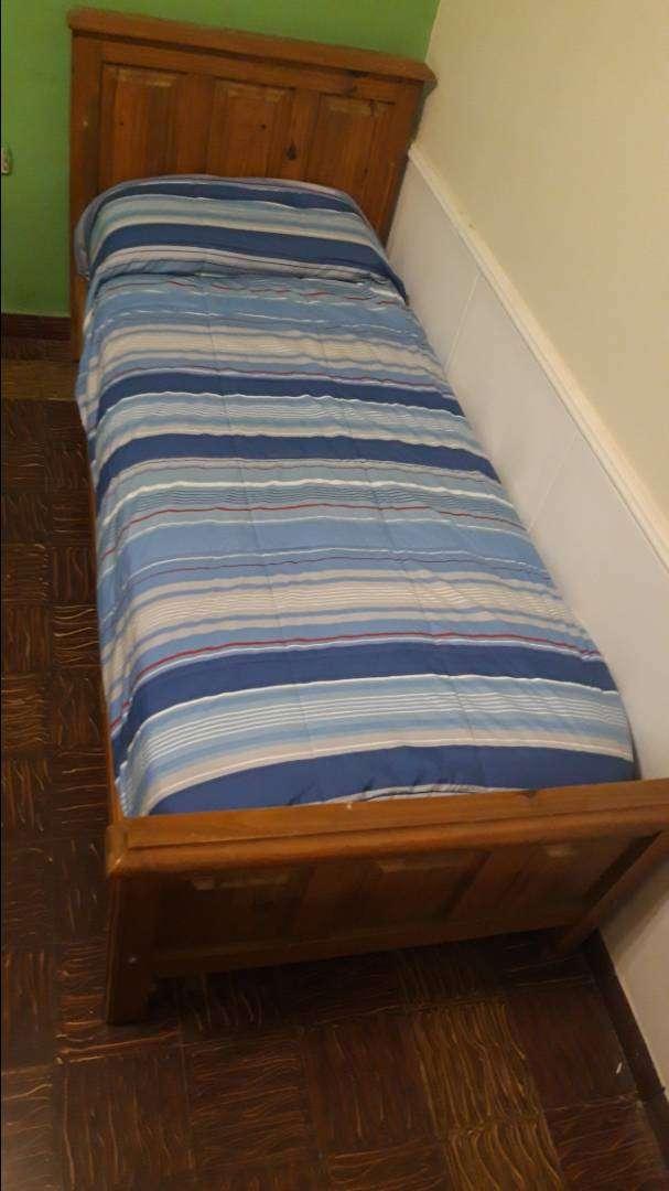 Vendo cama (mueble) 0