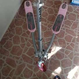Vendo este scooter tijera