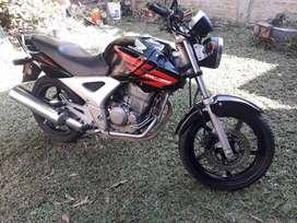 Honda Twister CBX 250 2013 Unico Dueño