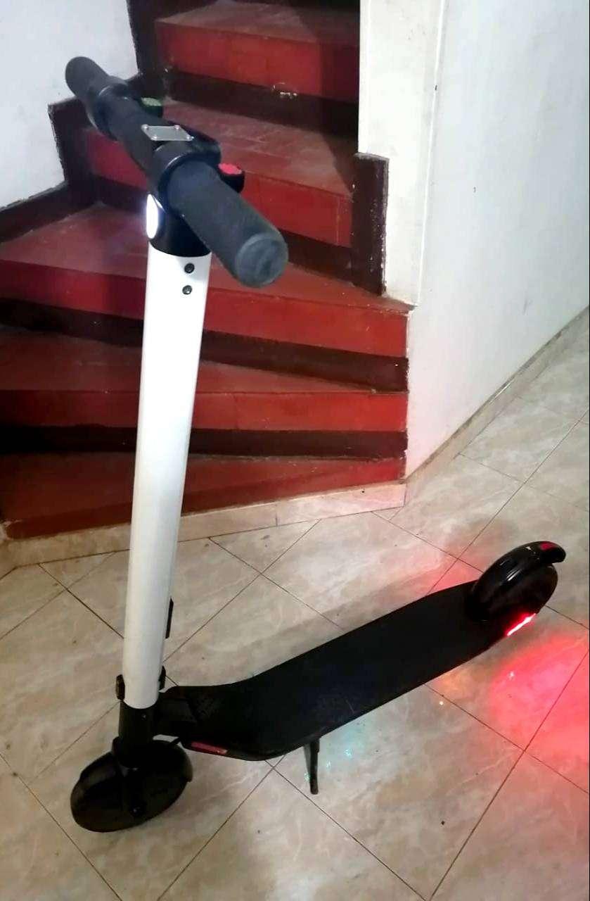 Patineta Eléctrica Ninebot By Segway Es1 !!REGALO¡¡ 0