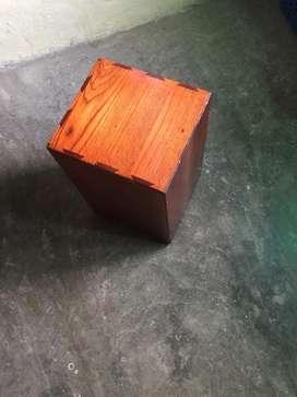 Vendo Cajón acústico peruano de madera cedro