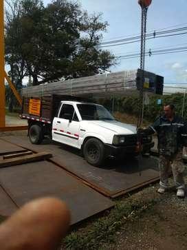 Escombros mudanzas trasteos cualquier servicio que necesite de camioneta